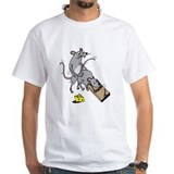 2-Mouse Trap alpha.tif T-Shirt