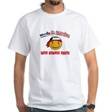 Kuwaiti Smiley Designs Shirt