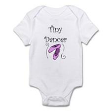 Tiny Dancer Baby creeper