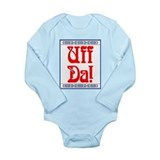 Uff Da Infant Creeper Body Suit