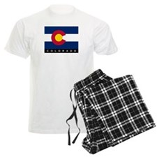 Colorado State Flag Pajamas