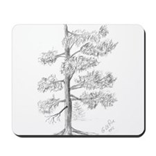 Minnesota tree 2 Mousepad