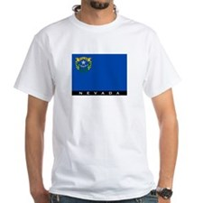 Nevada State Flag Shirt