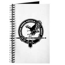 SAD Unit Crest B-W Journal