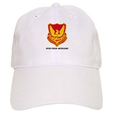 DUI - 39th Field Artillery with Text Cap