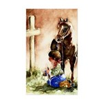American Bull Rider iPhone Snap Case