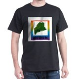 Logo for Southern Maine Gay Men Tee-Shirt