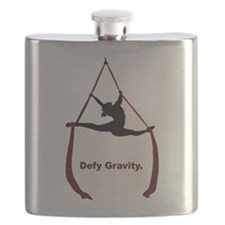 Defy Gravity Flask