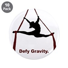 "Defy Gravity 3.5"" Button (10 pack)"