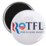 ROTFL 2012 Magnet