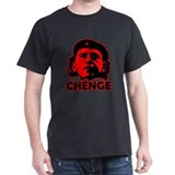 NEW! 'Red on Red' Chenge Obama T-Shirt