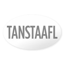 TANSTAAFL Decal