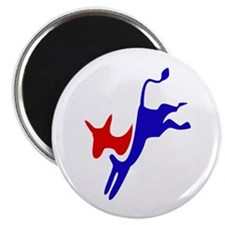 Democratic Party Donkey (Jackass) Magnet