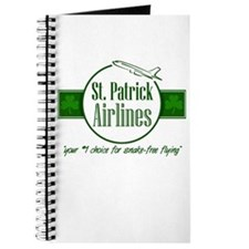 """St. Patrick Airlines"" Journal"