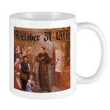 Reformation Day- October 31, 1517 Mug