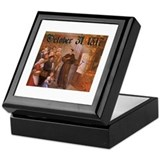 Reformation Day- October 31, 1517 Keepsake Box