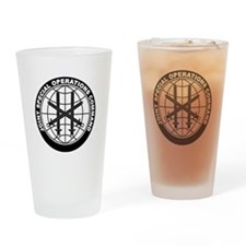 JSOC B-W Drinking Glass