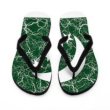 Comoros Roundel Flip Flops