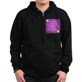 Landscape Architect by day Mommy by night Zip Hoodie