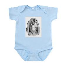 Coon Hound Infant Bodysuit