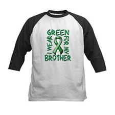 I Wear Green for my Brother.png Tee