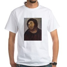 Ecce Homo (Organic cotton fitted) T-Shirt T-Shirt