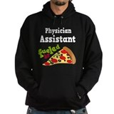 Physician Assistant Pizza Hoody