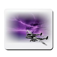 P 38 Lightning Mousepad