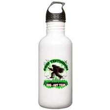 Camp TEOTWAWKI Bug-Out Team Water Bottle