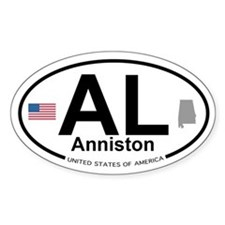 Anniston Decal
