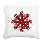 Crawfish Square Canvas Pillow