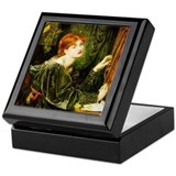 Veronica Veronese by Rossetti Keepsake Box