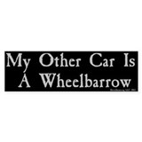 My Other Car Is A Wheelbarrow - BMP