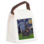 Starry - Scotty (#15) Canvas Lunch Bag
