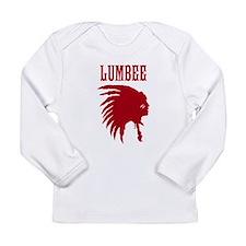 lumbee 1 Long Sleeve Infant T-Shirt