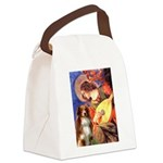 Angel3 - Aussie Shep #4 Canvas Lunch Bag