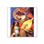 Angel3 - Aussie Shep #4 Square Sticker 3