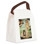 Venus-AussieShep#4 Canvas Lunch Bag