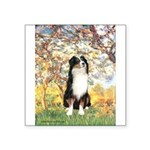 Spring - Tri Aussie 2 Square Sticker 3