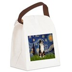 Starry - Tri Aussie Shep2 Canvas Lunch Bag