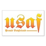 Starry / Basset Hound 3/4 Sleeve T-shirt (Dark)