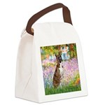 Garden & Boxer Canvas Lunch Bag