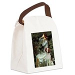 Ophelia /Brittany S Canvas Lunch Bag