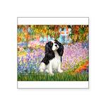 Garden & Tri Cavalie Square Sticker 3