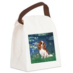 Lily Pond (#5) / Cavalier Canvas Lunch Bag