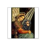 Madonna & Cavalier (BT) Square Sticker 3