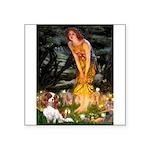 Fairies & Cavalier Square Sticker 3