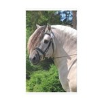 The Queen's Tri Cavalier Puzzle Coasters (set of 4