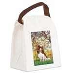 Spring & Cavalier Canvas Lunch Bag