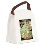 Venus/Puff Crested Canvas Lunch Bag